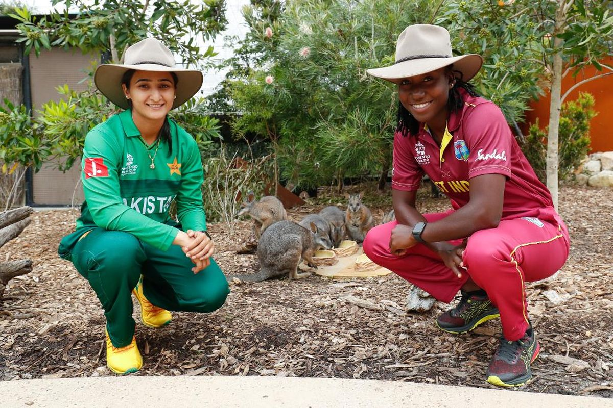ICC Women's T20 World Cup 2020: West Indies opt to bat against Pakistan