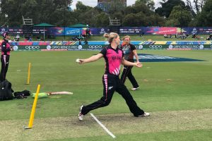 ICC Women's T20 World Cup: New Zealand opt to field against India