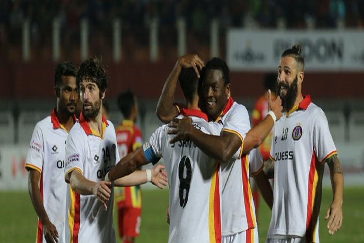 East Bengal, TRAU FC, Imphal, I-League