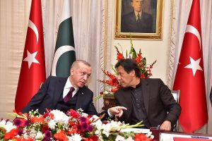 'Turkey ready to work on CPEC projects, says President Recep Tayyip Erdogan
