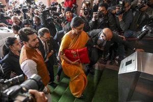 'Govt wants to put money in hands of people', says Nirmala Sitharaman on new income tax regime