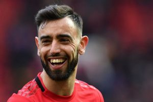 Manchester United star Bruno Fernandes hoping to 'start playing games' soon