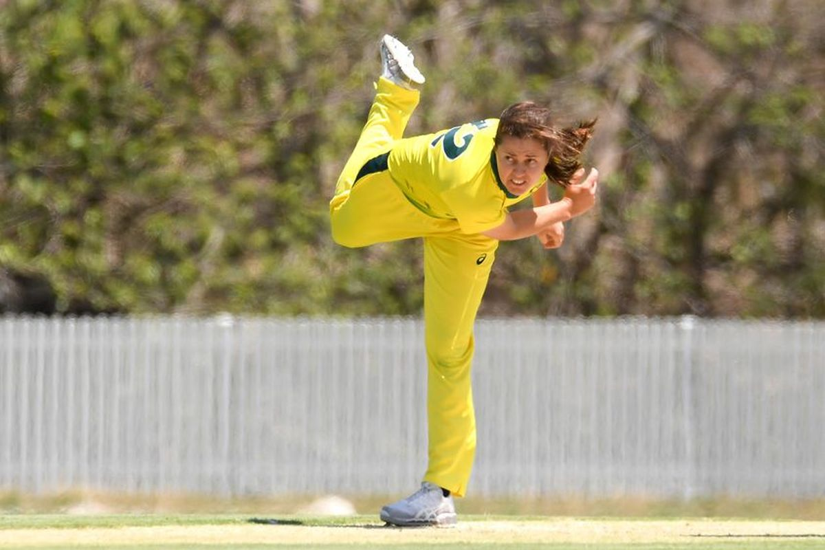 Women's T20 World Cup 2020: Molly Strano replaces injured Tayla Vlaeminck in Australian squad