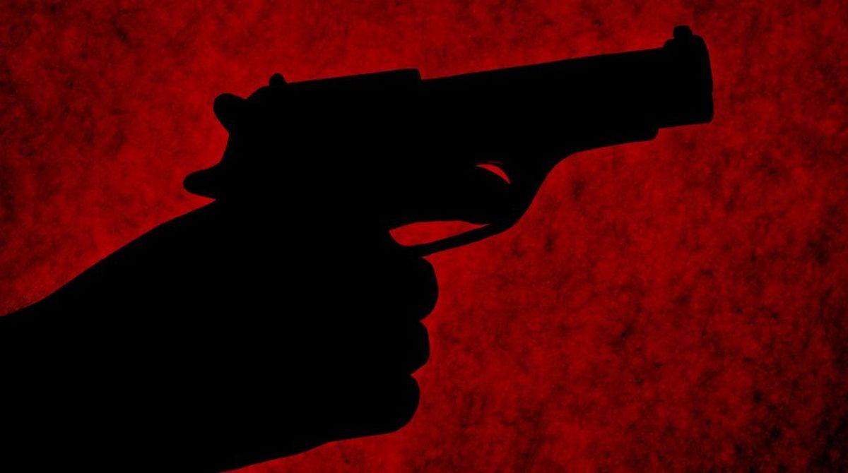 Indian shot dead