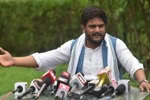 Patidar leader Hardik Patel 'missing' for 20 days, claims wife, accuses Gujarat govt of targeting him