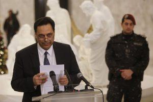 Lebanon government wins Parliament's confidence vote despite protests