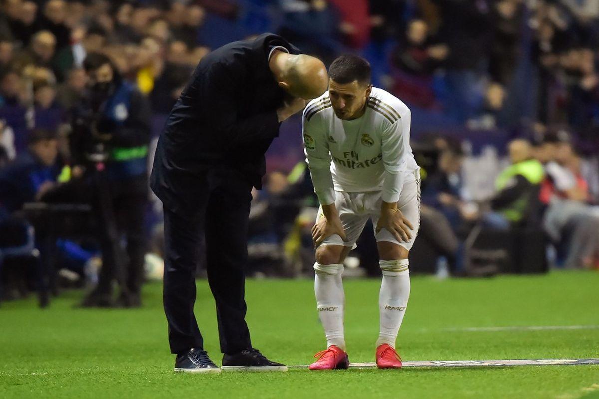 Eden Hazard, Real Madrid, UEFA Champions League, Manchester City, Levante