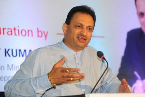 BJP MP Anantkumar Hegde calls Gandhi's freedom struggle 'drama', party seeks apology