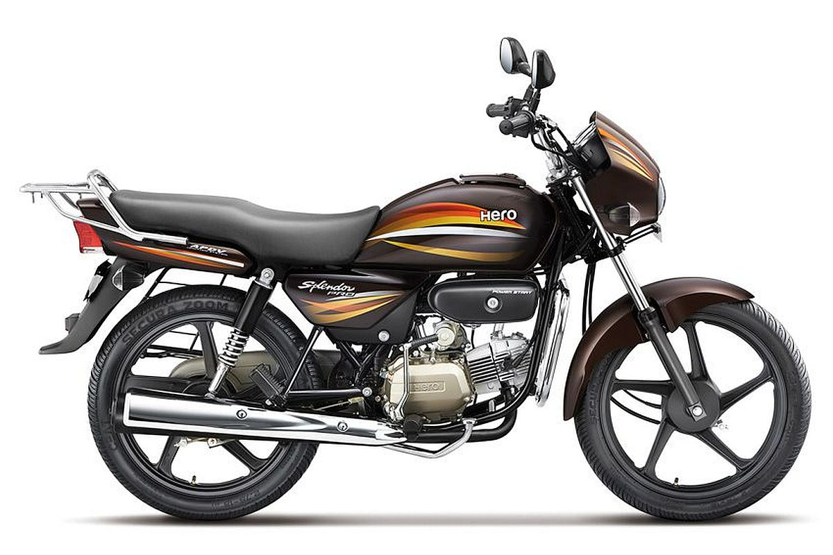 Hero MotoCorp, BS-VI, Splendor+