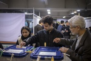 Principalists lead Iran's parliamentary elections