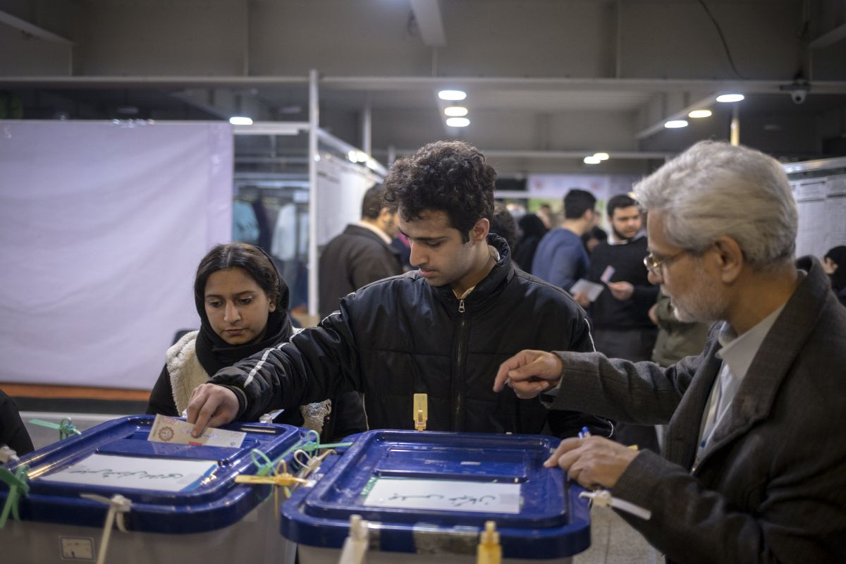 Principalists lead Iran's parliamentary elections - The Statesman