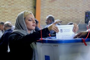 Iranians vote in parliamentary elections