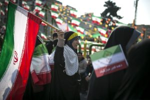 Iranians mark 41st anniversary of Islamic Revolution