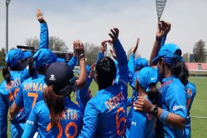 Indian women's T20 World Cup warm-up game against Pakistan washed out