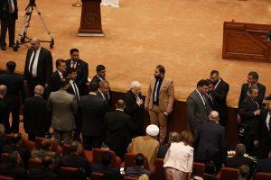 Iraqi PM-designate requests to postpone Parliament session
