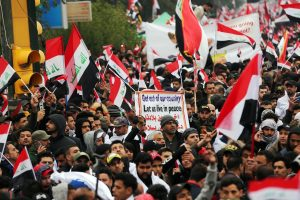 Iraq gets new PM as anti-government protests enter 5th month