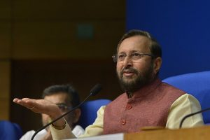 Prakash Javadekar takes U-turn, claims 'never called Arvind Kejriwal terrorist'
