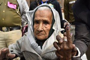 At 111, Delhi's oldest voter Kalitara Mandal lived 'twice as refugee'
