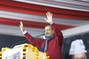 'Definitely go and vote': Arvind Kejriwal's special appeal to women voters