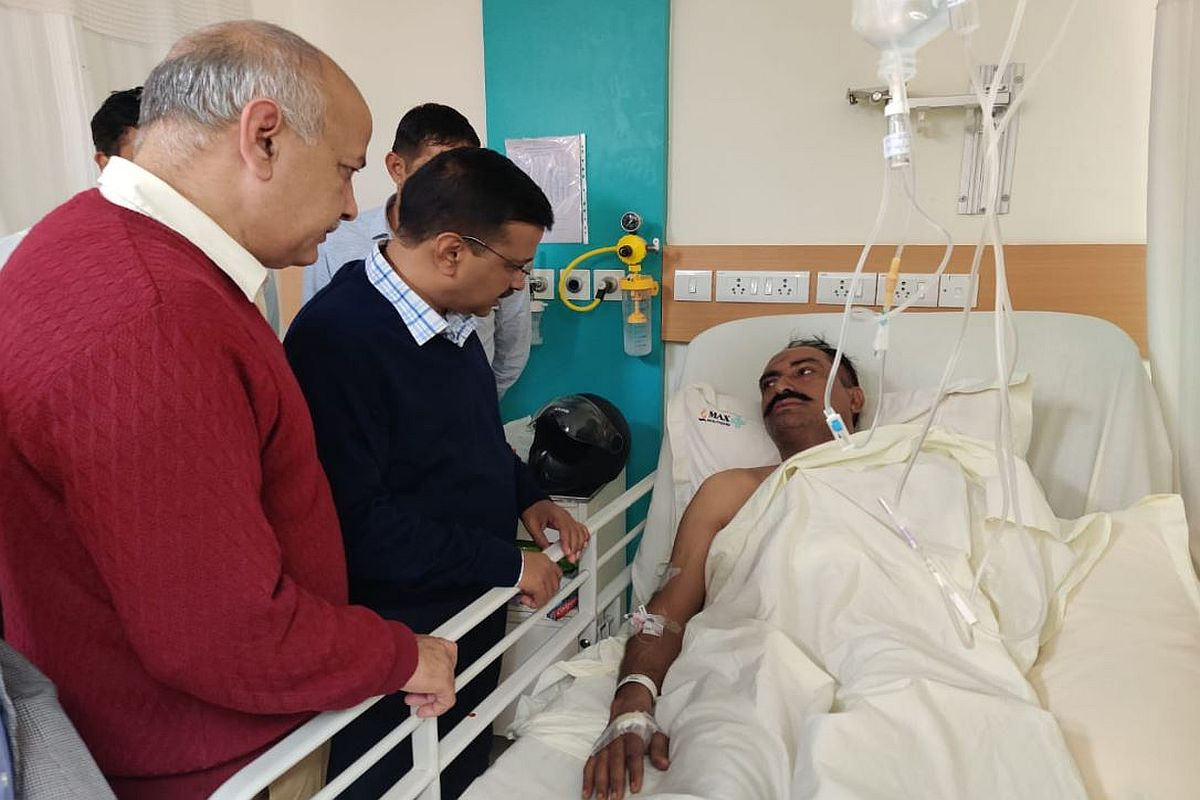 'Army should be called in, police unable to control situation': Arvind Kejriwal on Delhi clashes
