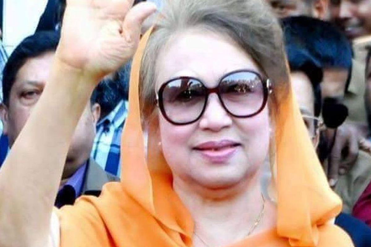 Begum frees Begum, Begum Khaleda Zia, Awami League, Begum Hasina Wazed