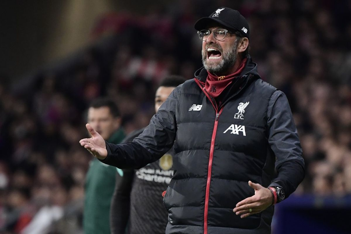 Jurgen Klopp, Liverpool, Premier League, English Premier League, Manchester United, Daragh Curley