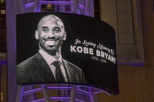 Kobe Bryant among eight 2020 finalists for Basketball Hall of Fame