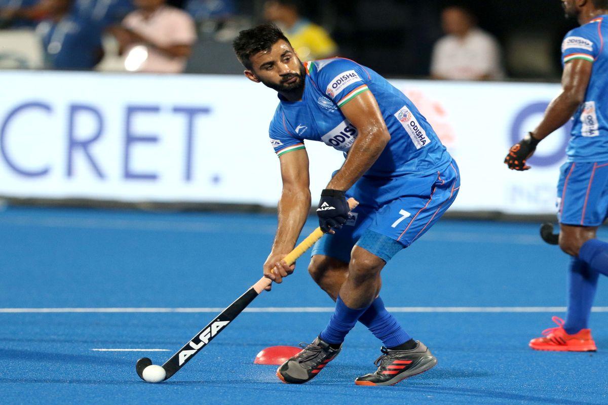 Manpreet Singh, India, FIH world rankings,