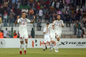 Unstoppable Mohun Bagan maul Neroca FC 6-2