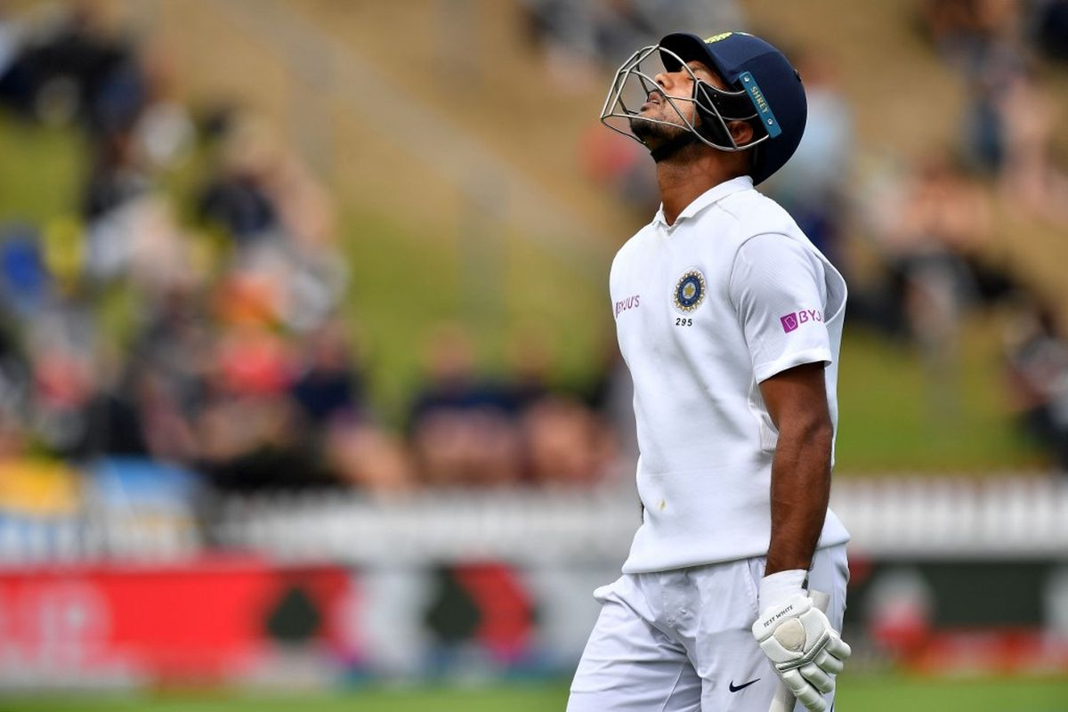 You never feel set as a batsman on Basin Reserve's tricky track: Mayank Agarwal
