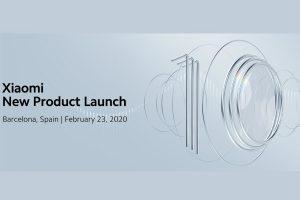 Xiaomi Mi 10 set to launch on Feb 23 in Barcelona, Mi 10 Pro may follow