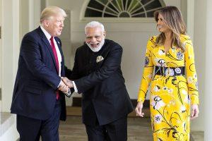 PM Modi won't accompany Trump, Melania to Taj Mahal; large US delegation to join on India visit