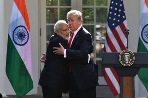'India looks forward to welcoming POTUS,' says PM Modi ahead of 'historic programme in Ahemdabad'