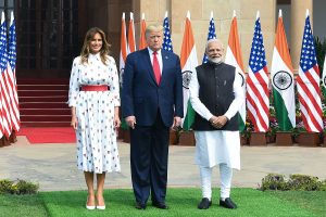 LIVE | Donald Trump in Delhi; PM Modi, US President meet for talks at Hyderabad House