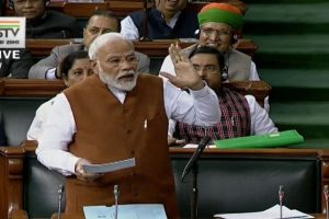 PM Modi says Cong 'creating fuss' around CAA, refers to Nehru, Sikh riots to attack party