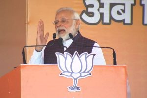 PM Modi slams previous governments for keeping problems of North-East hanged for decades