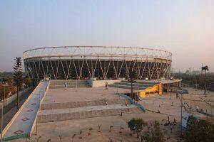 BCCI shares bird's eye view of world's largest cricket stadium