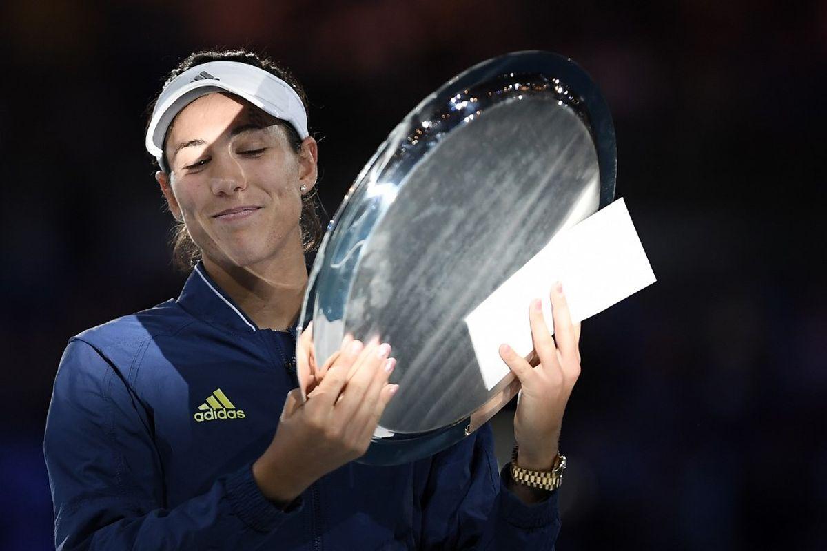 Garbine Muguruza, Australian Open, Sofia Kenin
