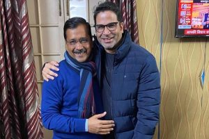 Prashant Kishor congratulates Arvind Kejriwal, says Delhi protected 'soul of India'