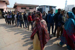 Elderly voter dies outside Delhi's Hari Nagar polling booth due to cardiac arrest