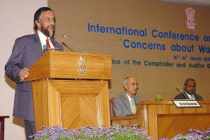 Former TERI chief RK Pachauri dies at 79 after prolonged heart ailment