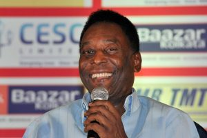 Brazilian legend Pele says health issues are normal for people of his age
