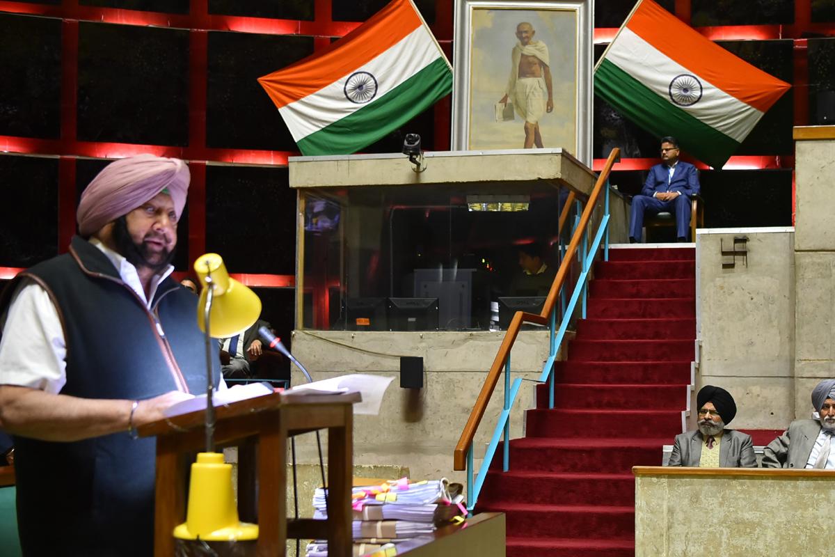 No plan for NPR updation in Punjab: Govt