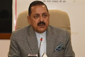Domicile Act to be introduced in J&K: Jitendra Singh