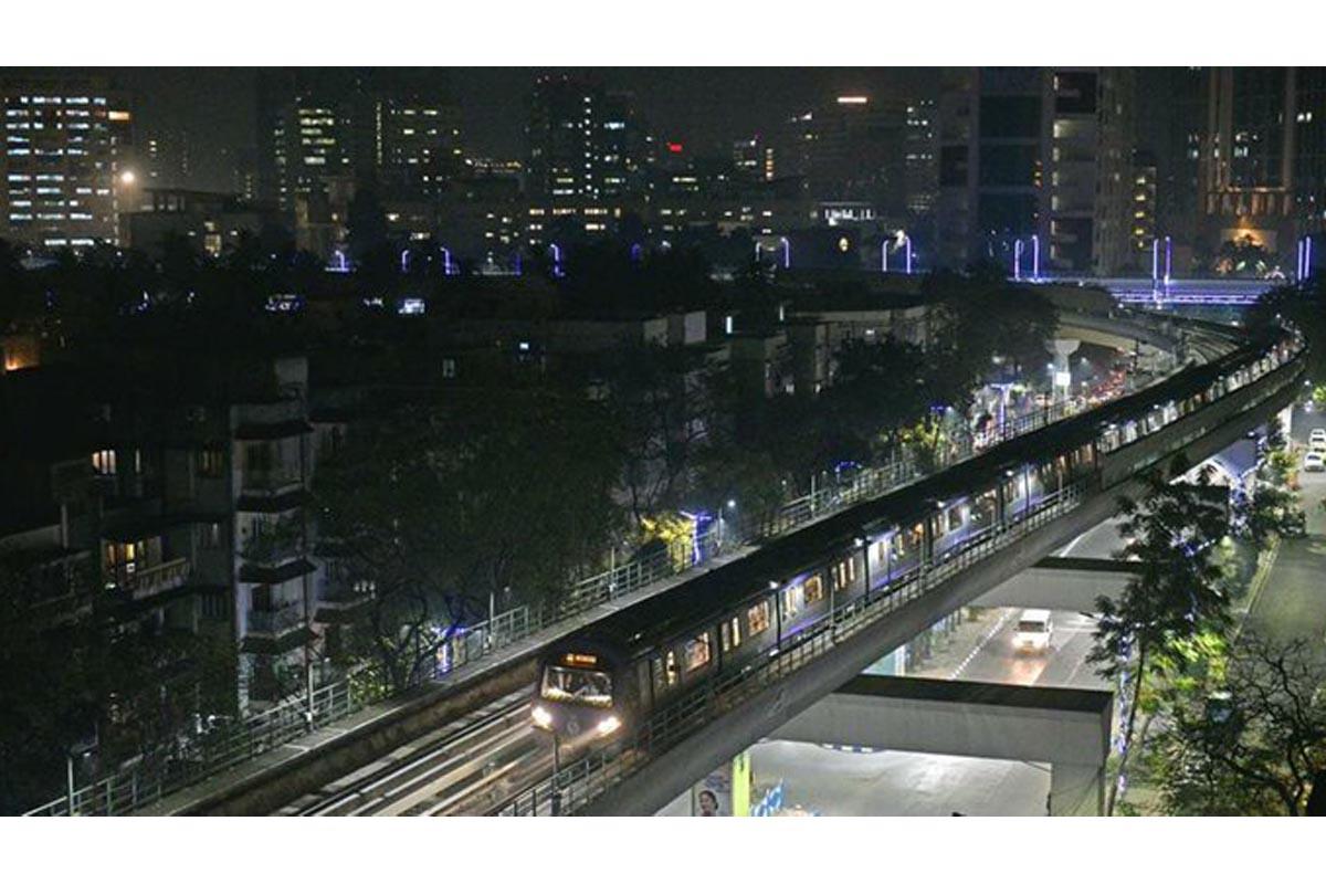 E-W Metro, East West Metro, Bowbazar, Sealdah, Kolkata Metro, Bengal, Kolkata, West Bengal