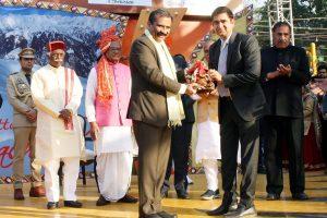 Craft fair a better platform for cultural exchange: Governor