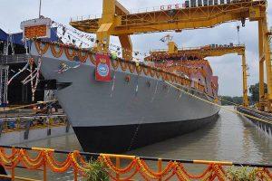 Navy gets its 4th anti-submarine warfare corvette