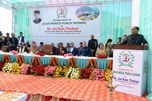 Govt to make private sector partner in development of HP: Jai Ram