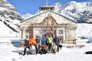 Survey of Kedarnath conducted, snow clearing from route to start from Feb 20