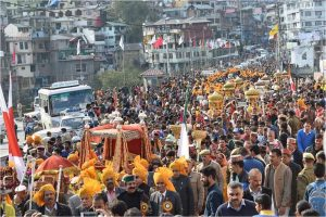 Mandi International Shivratri fair concludes